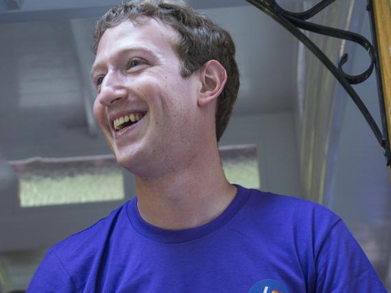 So dürfte Mark Zuckerberg auch gestrahlt haben, als er erfahren hat, dass seine Frau Priscilla wieder schwanger ist
