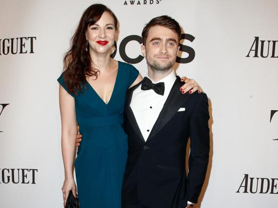 Sind sie verlobt oder nicht? Daniel Radcliffe und Erin Darke
