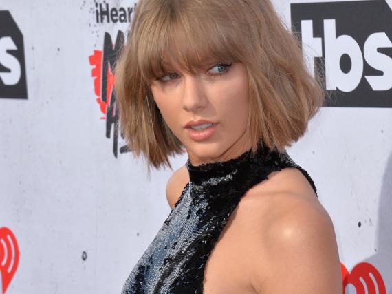 Taylor Swift bei einem Auftritt in Los Angeles