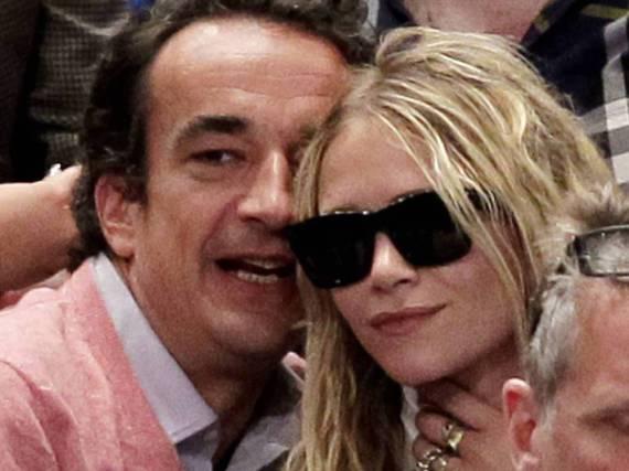 Erfolgreiches Ehepaar: Mary-Kate Olsen und Olivier Sarkozy