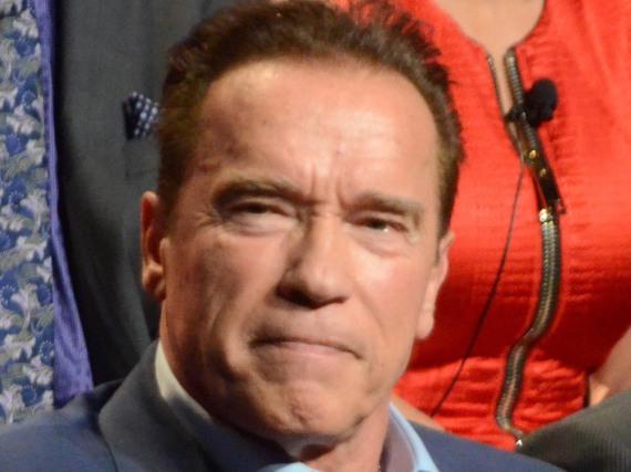Arnold Schwarzenegger: Geht er nach Washington?
