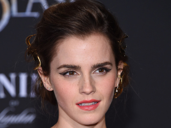 Emma Watson war für