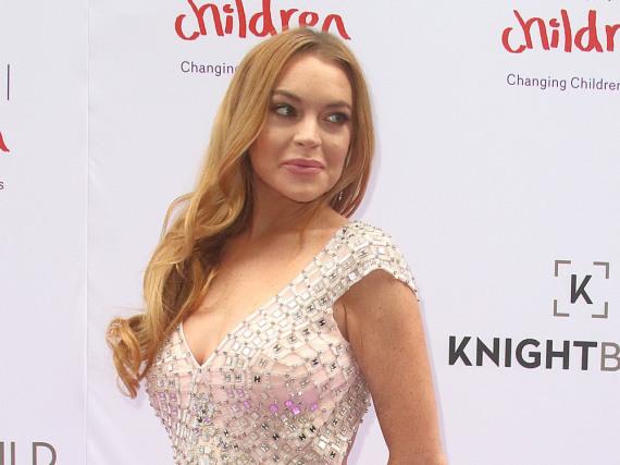 Lindsay Lohan plant eine neue Modelinie