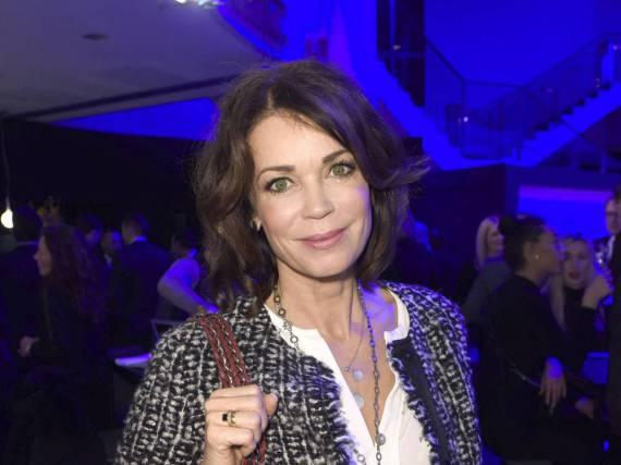 Musste mit dem Hubschrauber abtransportiert werden: Schauspielerin Gerit Kling