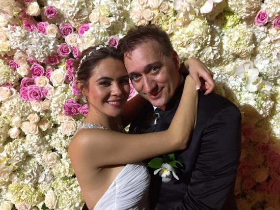 Paul van Dyk und Margarita haben geheiratet