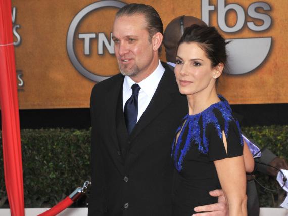 Sandra Bullock und Jesse James waren fünf Jahre verheiratet