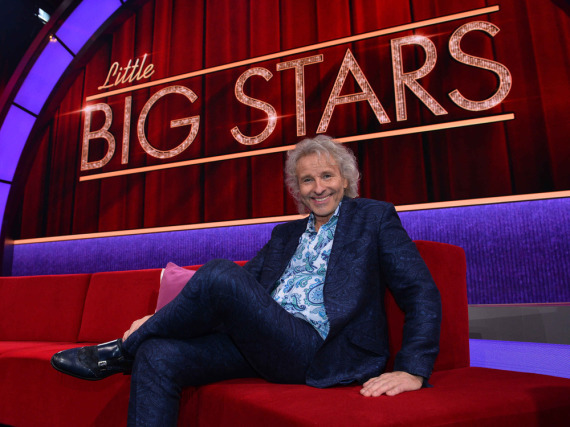 Thomas Gottschalk empfängt in seiner neuen Show äußerst talentierte Kinder