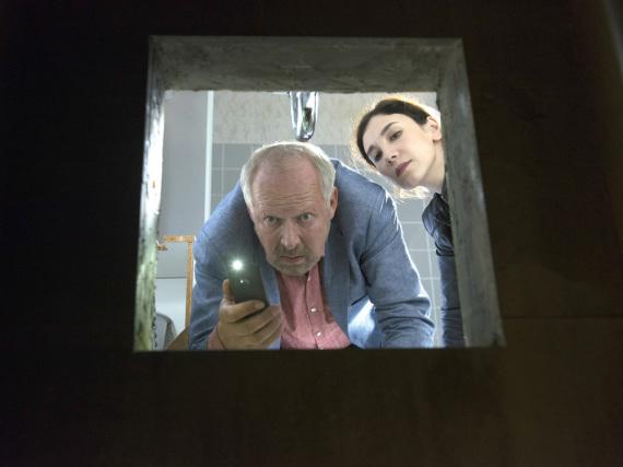 Axel Milberg und Sibel Kekili in ihrem Element: Mordermittlungen