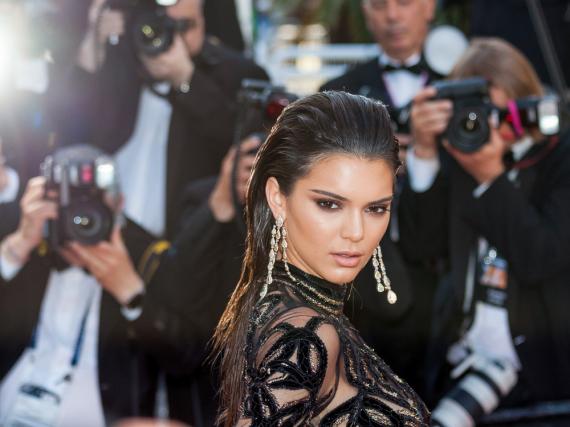 Liebt natürlich teuren Schmuck: Kendall Jenner