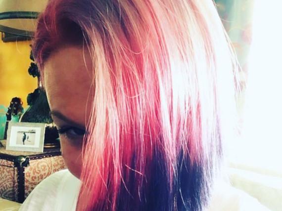Pink ist wieder pink