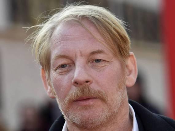 Ben Becker im Februar auf der Berlinale 2017