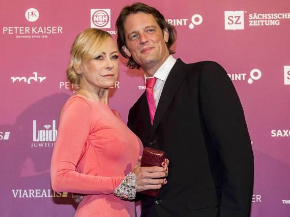 Jenny Elvers hat sich von ihrem Verlobten getrennt