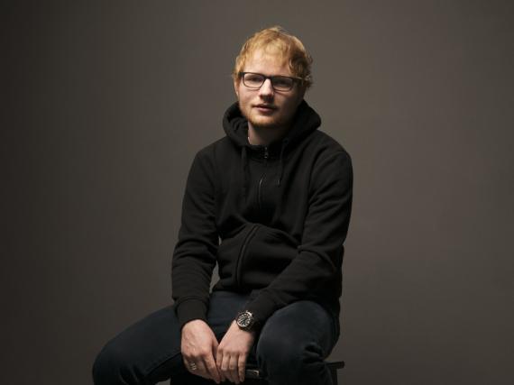 Ed Sheeran dominiert die Charts