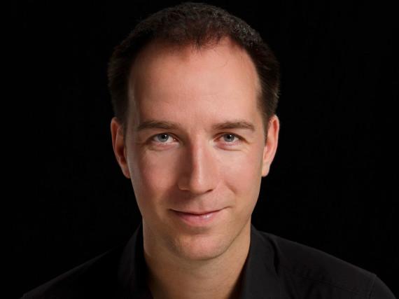 Steffen Kirchner ist Persönlichkeitstrainer und Glücksexperte