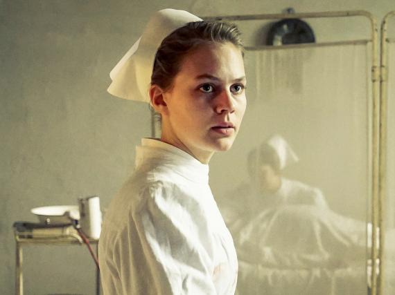 Alicia von Rittberg als Ida Lenze in der neuen ARD-Serie