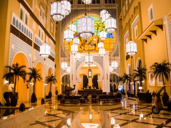 Koran und Kompass statt Alkohol: Eine Halal-Reise stellt besondere Anforderungen an Hotel und Umgebung