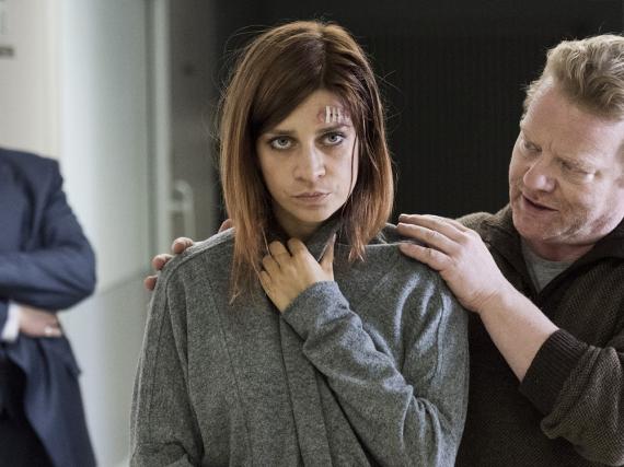 Sandra Voigt (Claudia Eisinger) ist die Mörderin aus dem Kölner