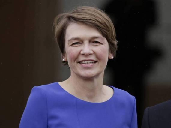 Elke Büdenbender ist die neue First Lady