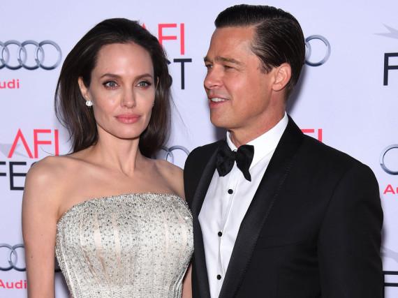Sind die großen Gewitterwolken abgezogen? Angelina Jolie und Brad Pitt reden wieder miteinander