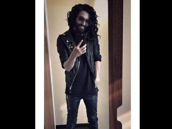 Nein, das ist nicht Bill Kaulitz: Sänger Conchita Wurst überrascht mit neuem Look
