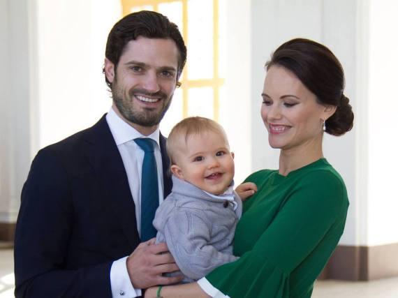 Es ist offiziell: Prinz Carl Philip, Prinzessin Sofia und Prinz Alexander erwarten ein neues Familienmitglied