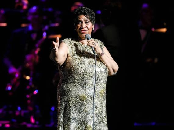 Eine der erfolgreichsten Musikerinnen überhaupt: Aretha Franklin
