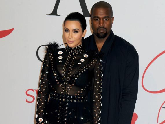 Kriselt es in der Ehe von Kim Kardashian und Kanye West?