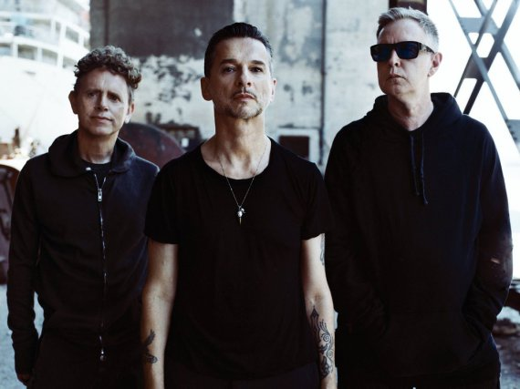 Depeche Mode schießen mit ihrem neuen Album direkt von 0 auf 1 in die Album-Charts