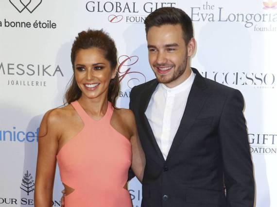 Das Baby ist da: Cheryl Cole und Liam Payne sind nun zu dritt