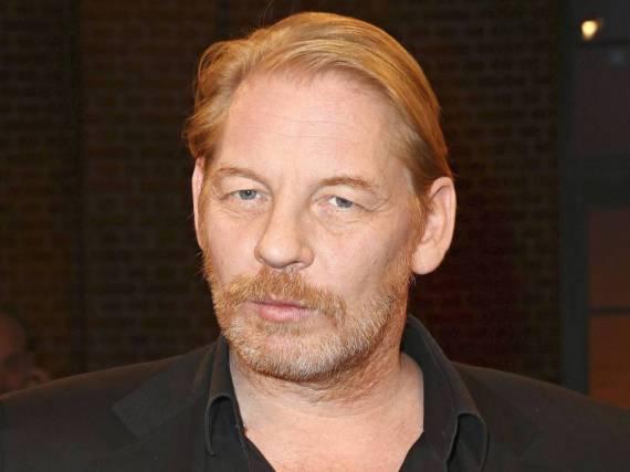 Ben Becker ist in der ZDF-Mini-Serie