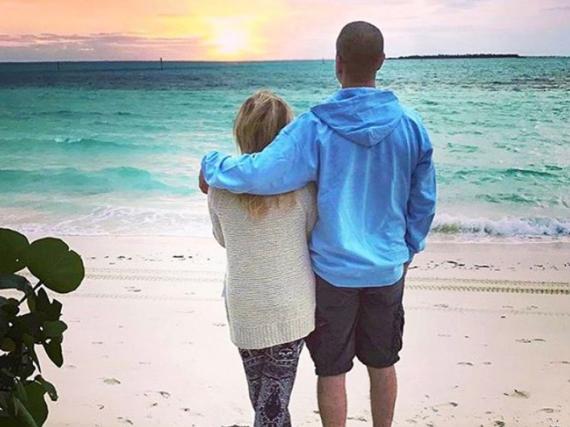 Blicken gemeinsam in die Zukunft: Reese Witherspoon und ihr Mann Jim Toth