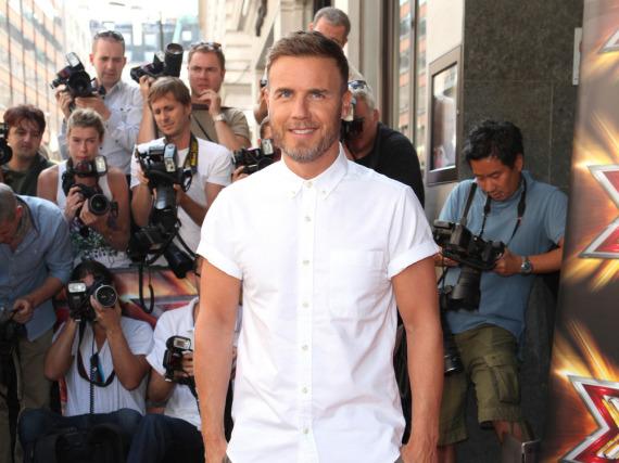 Welche Rolle wird Gary Barlow in