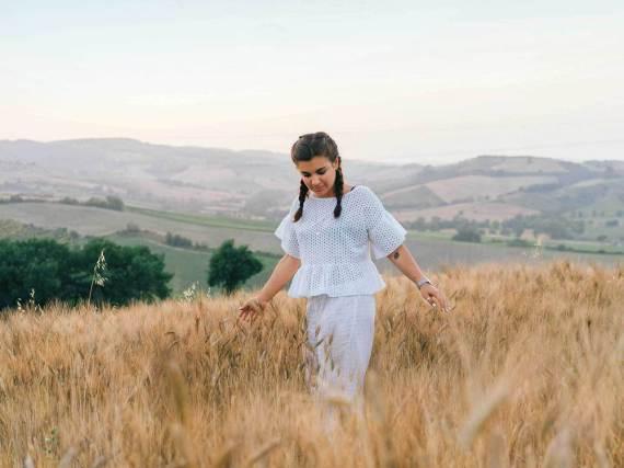 Die österreichische Bloggerin Madeleine Alizadeh schreibt auf ihrer Seite
