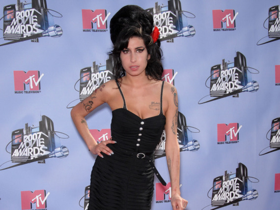 Sie war ein Jahrhunderttalent: Die 2011 verstorbene Amy Winehouse
