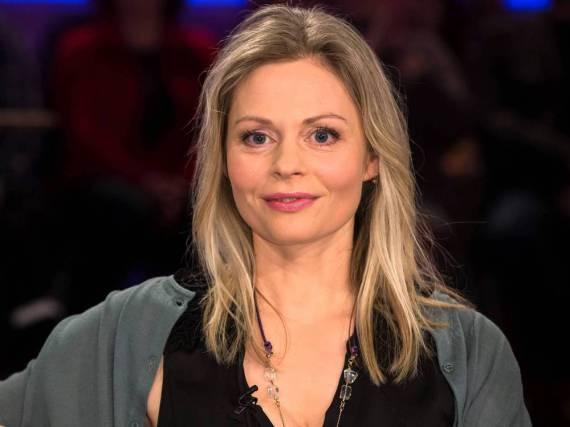 Schauspielerin Susanna Simon kam in Kasachstan zur Welt und wuchs in Leipzig auf