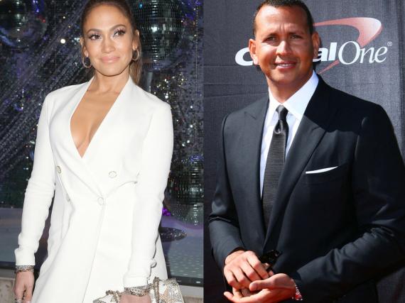 Neues Traumpaar: Jennifer Lopez und Alex Rodriguez