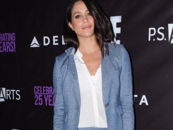 Meghan Markle bei einer Veranstaltung in Hollywood