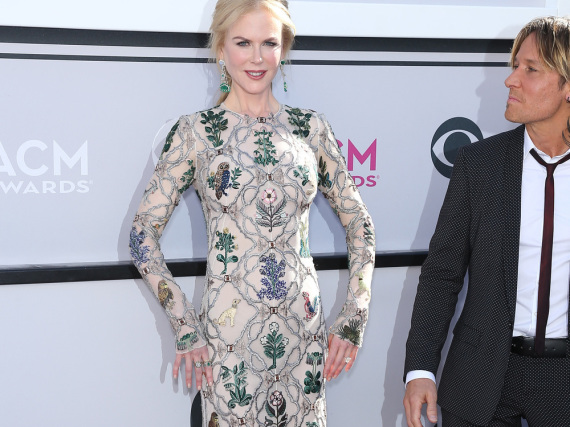 Nicole Kidman bei den Academy Of Country Music Awards in Las Vegas