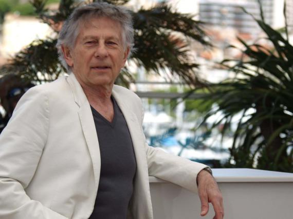 Roman Polanski im Jahr 2013 bei den Filmfestspielen in Cannes