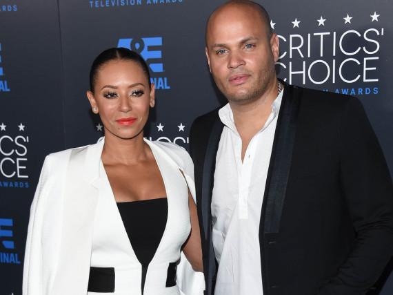 Mel B und Stephen Belafonte haben 2007 geheiratet