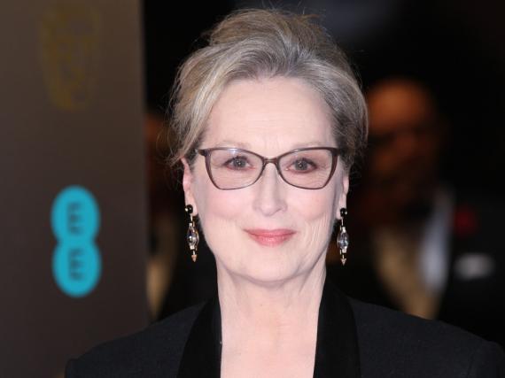 Meryl Streep ist eine der erfolgreichsten Schauspielerinnen in Hollywood