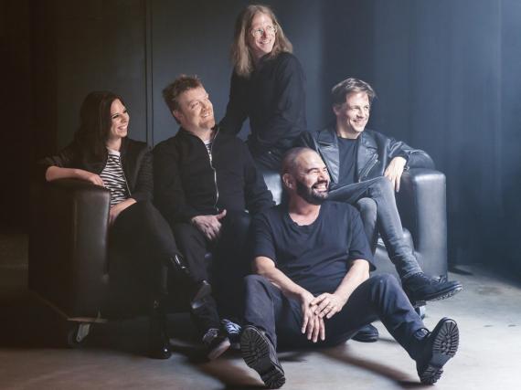 Sind sehr glücklich mit ihrem neuen Album: Alphaville