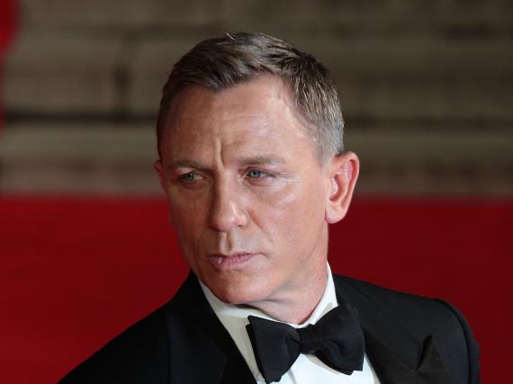 Daniel Craig könnte doch noch einmal in die Rolle des James Bond schlüpfen