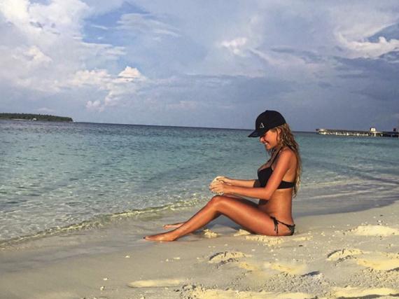 Alena Gerber zeigt erneut ihren Babybauch bei Instagram