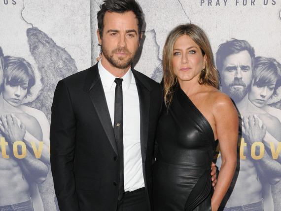 Was für ein Mega-Paar: Jennifer Aniston und Justin Theroux