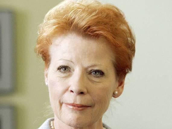 Starb im Alter von 77 Jahren: Renate Schroeter