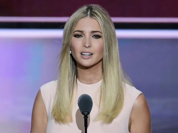 Ivanka Trump ist offzielle Beraterin ihres Vaters