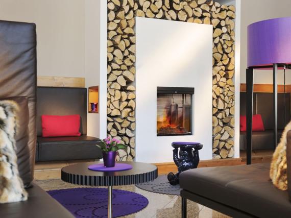 Im Berghotel Maibrunn trifft Design auf Tradition