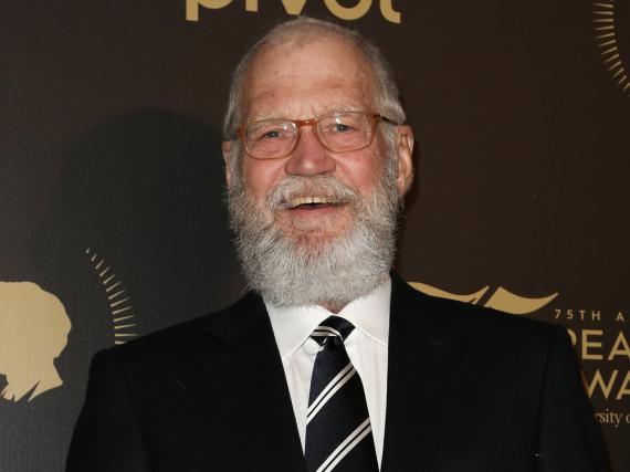 David Letterman wurde am 12. April 1947 geboren
