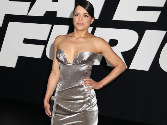 Michelle Rodriguez bei der Premiere von
